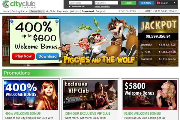 CityClub Casino