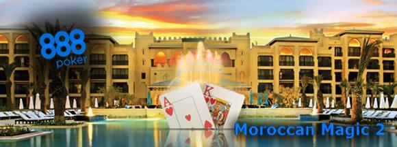 morocco 888