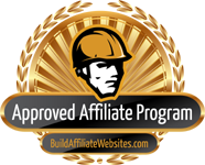 approved affiliate program