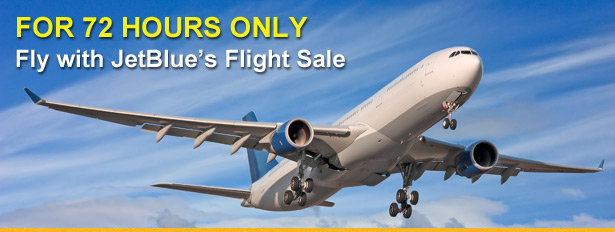 jet blue sale