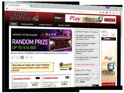 Poker Website 45121-34