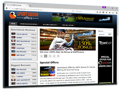Sportsbook Website 45121-37