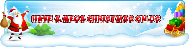 mega money games xmas