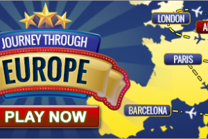 Win a Trip to some of Europe's Most Famous Cities