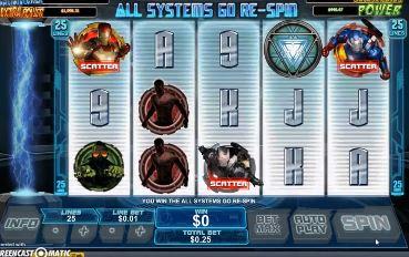 Exclusive Marvel Slots Free Bonus!
